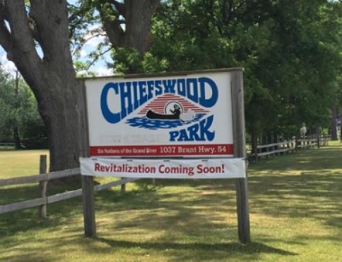 Chiefswood Park under New Management