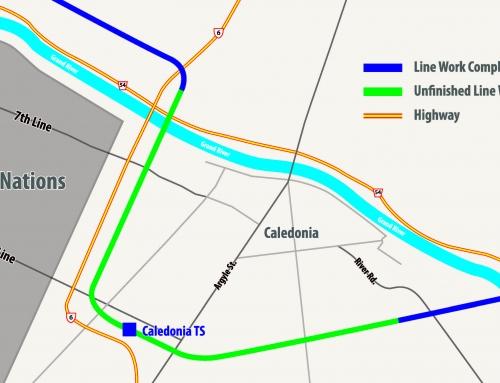 SNGRDC to Pursue Niagara Reinforcement Line