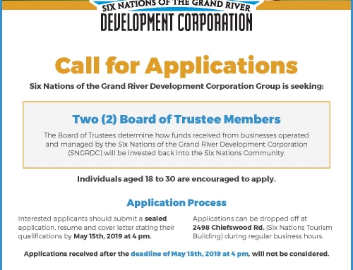 Board of Trustee(s) Call for Applications
