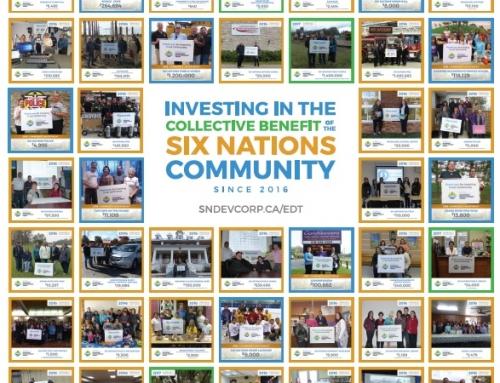 EDT Announces $1.4 million for 2020 Community Investment