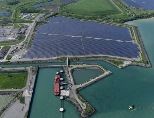 SNGRDC and Nanticoke Solar Project Mentioned in Corporate Knights Article- Industry and Nature make peace at former home of North America's largest coal plant