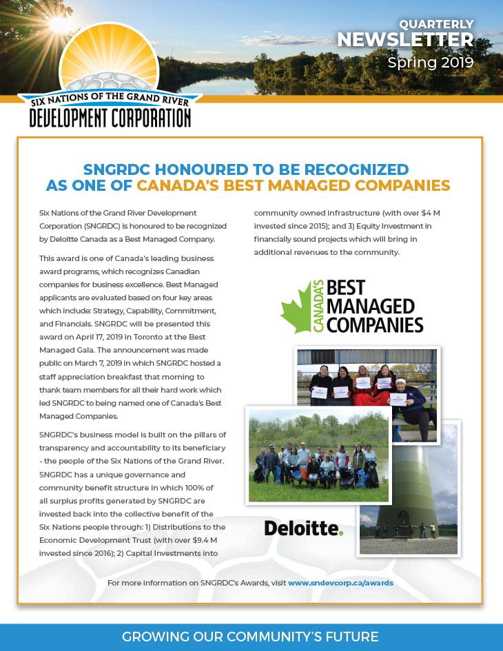 SNGRDC Newsletter Spring2019 V4 WEB Preview