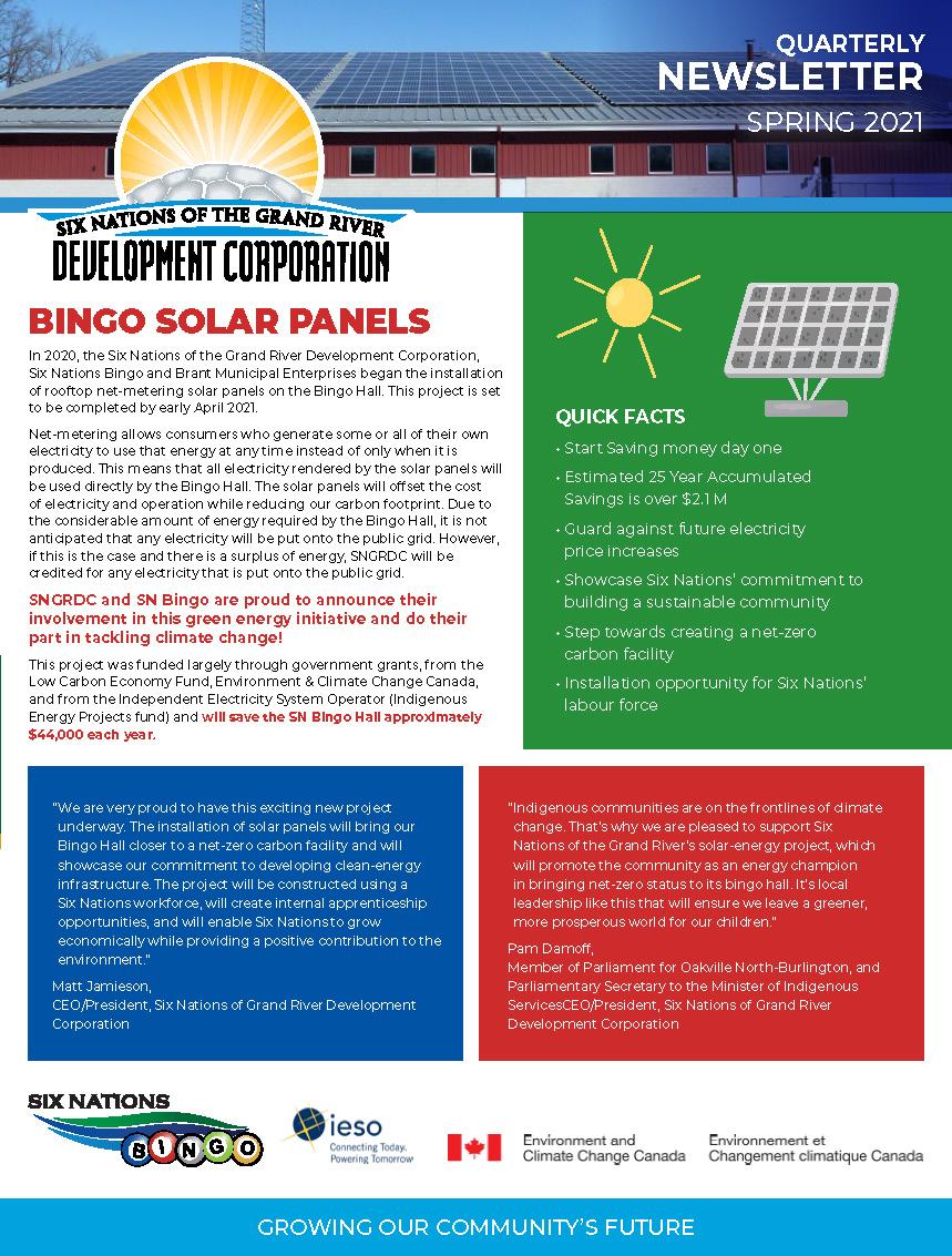 SNGRDC 2021 SpringNewsletter DIGITAL Page 1